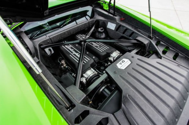 Pre-Owned 2015 Lamborghini Huracan LP 610-4
