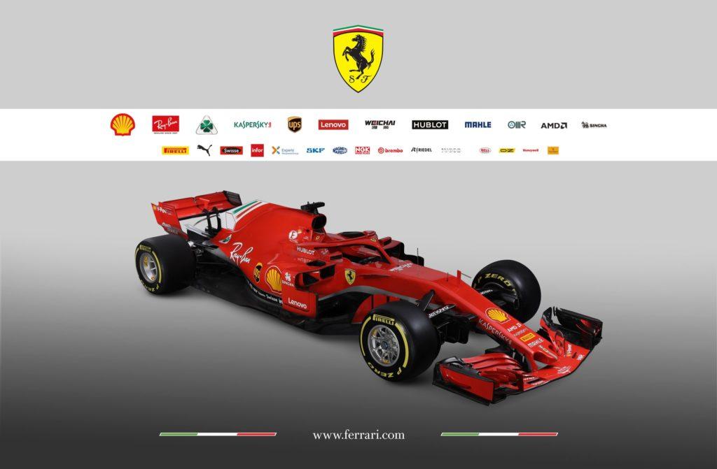 Formula 1 | Presentata a Maranello la nuova Ferrari SF71H
