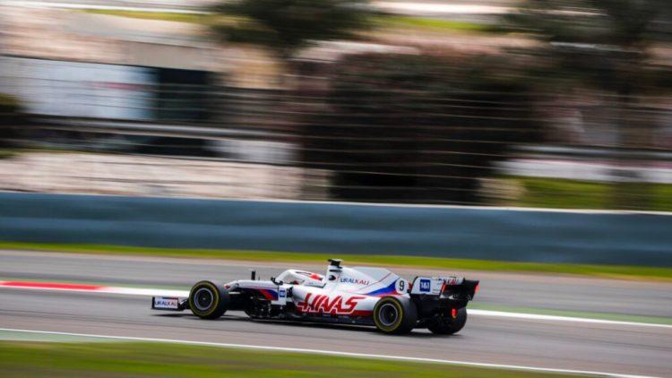 F1 | Haas, primi chilometri in Bahrain per la VF21