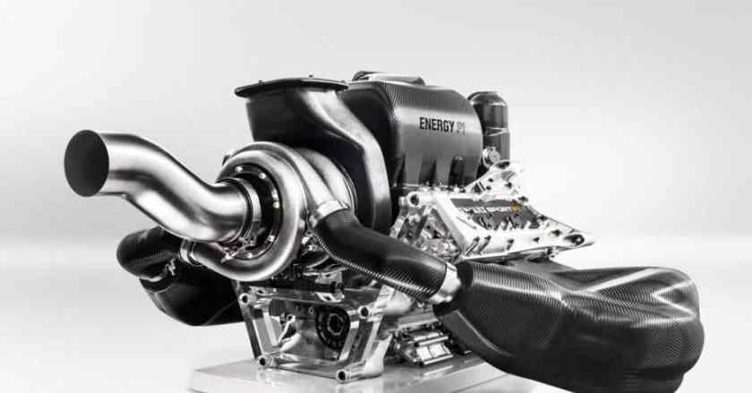 Power unit F1