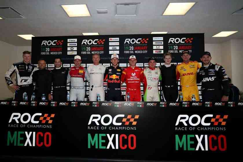 Dove vedere Race of Champion dove vedere ROC streaming race of champions