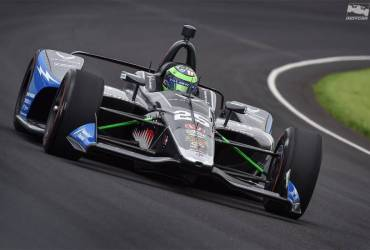 Indycar prove libere 4 Indianapolis