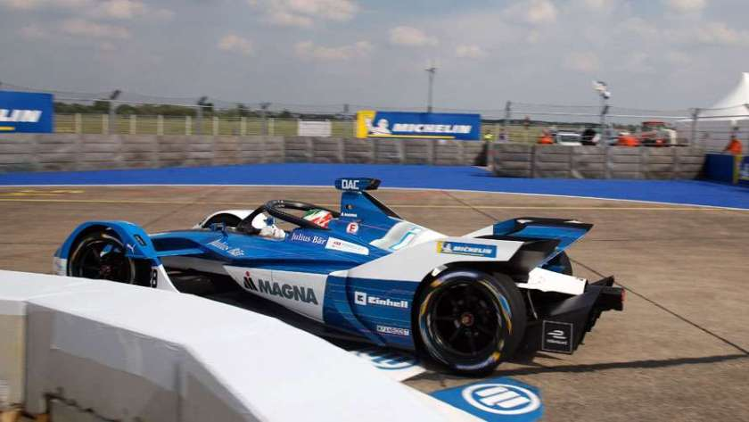 Da Costa BMW E-Prix Berlino