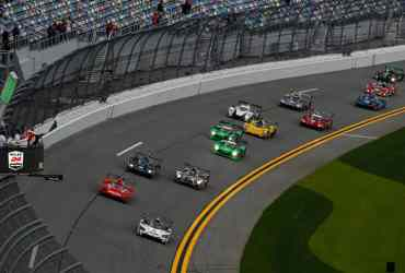 Daytona entry list