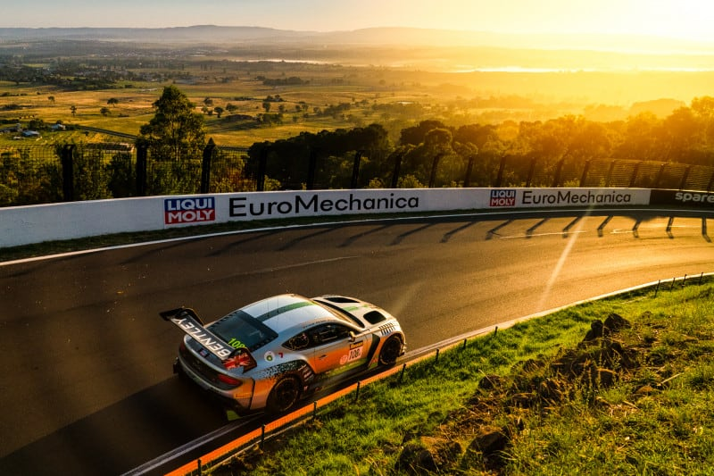 Entry List Bathurst