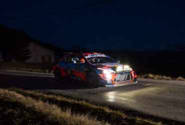 WRC Rally Monte Carlo