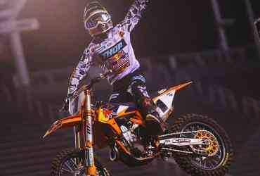 Supercross Salt Lake City