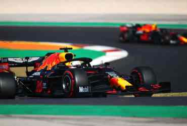 Portogallo Red Bull Qualifiche