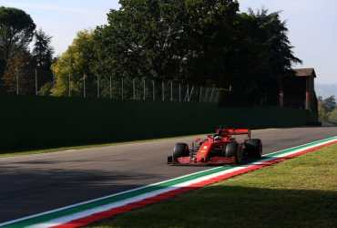 gp imola qualifiche ferrari