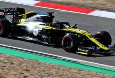Renault Germania qualifiche