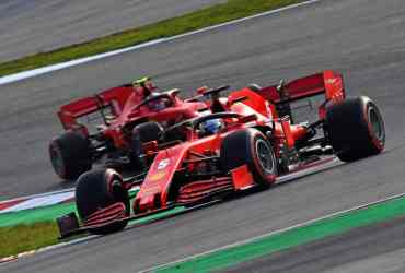 Vettel qualifiche turchia