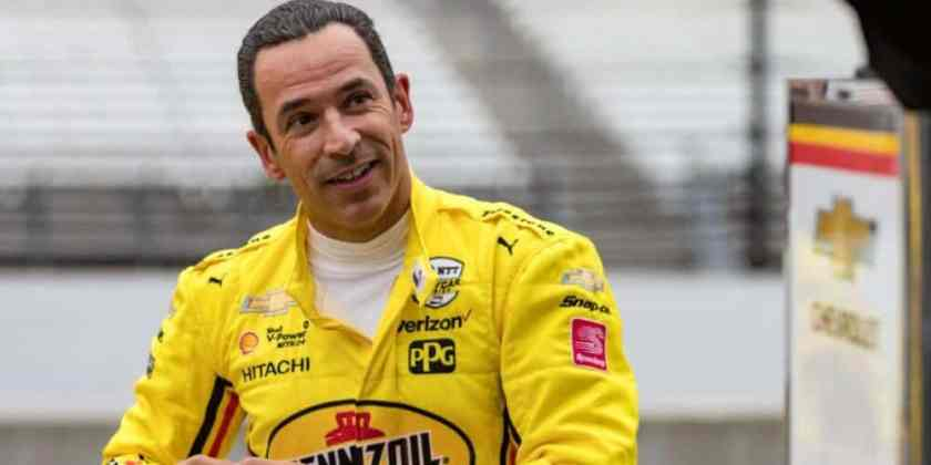 Castroneves IndyCar 2021