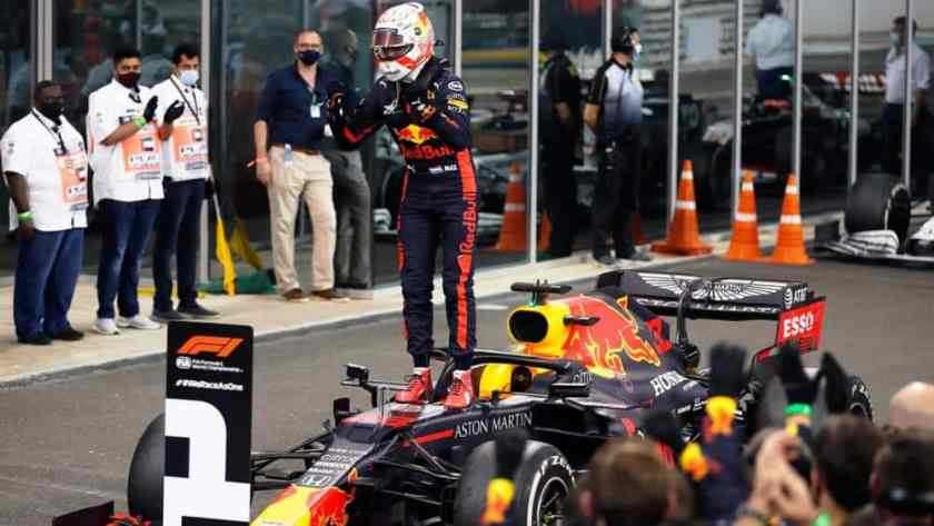 Stagione 2020 Red Bull