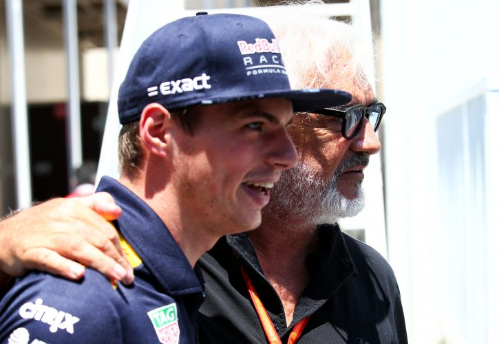 BRIATORE : VERSTAPPEN MUST LEARN TO KEEP HIS MOUTH SHUT