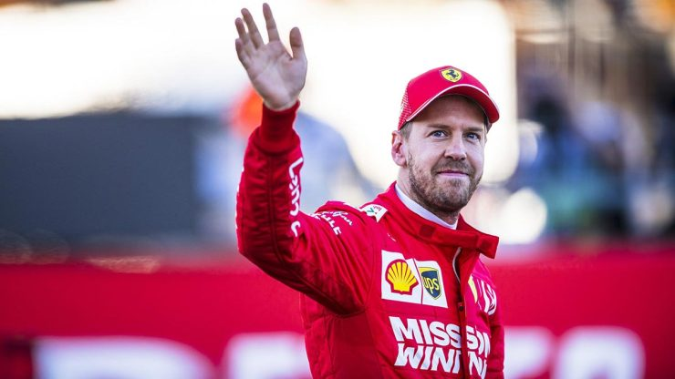 DOES VETTEL DESERVE HIS STAGGERING SALARY ?