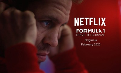 NETFLIX DRIVE TO SURVIVE SEASON 2 SET FOR LATE FEBRUARY