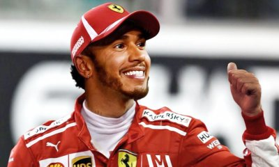 FERRARI WILL NOT PITCH LEWIS AGAINST LECLERC
