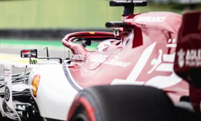 kubica has spoken of Alfa Romeo