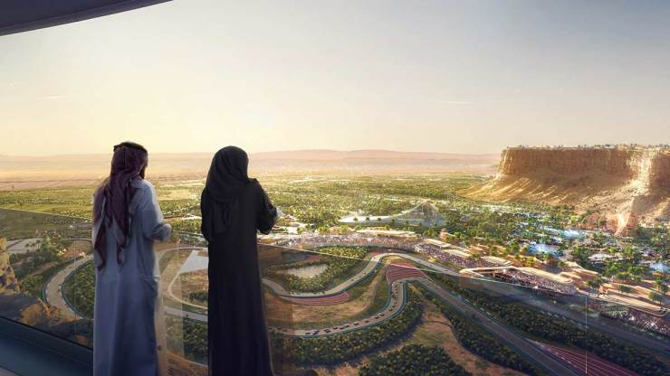 THE SAUDI ARABIAN GRAND PRIX ON 2021 - The middle-east nation currently plays host to a Formula E championship event, having hosted the opening two rounds of the season in Ad Diriyah.