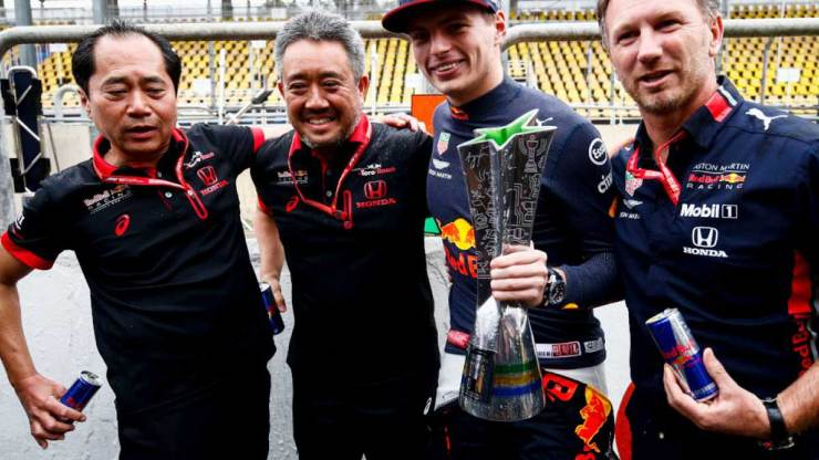 Max Verstappen holds the key of 2021 driver market