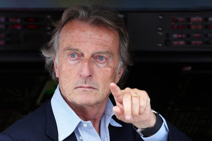 Red bull could be top team in 2020 _Montezemolo