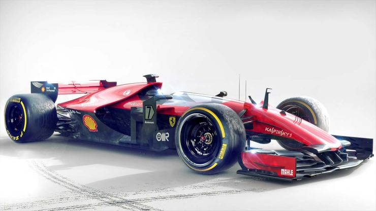 F1 2021 CARS WILL BE EVEN HEAVIER