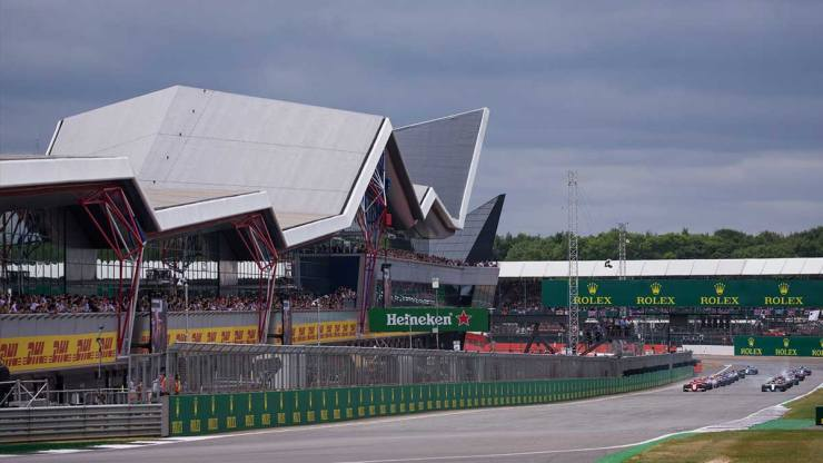 BRITISH GP 2020 : FANS WILL BE ENTITILED TO A FULL REFUND