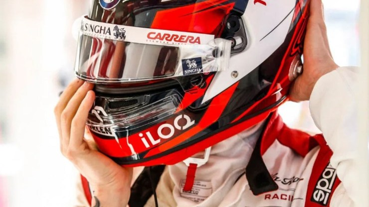 F1 2020 : DRIVERS ARE PERMITTED TO CHANGE HELMET LIVERIES BETWEEN RACES