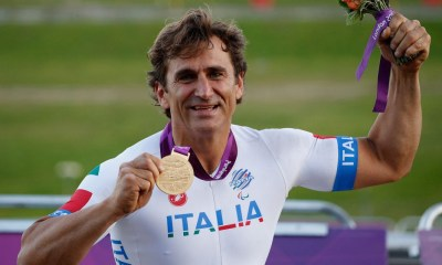 ALEX ZANARDI HOSPITALIZED IN VERY SERIOUS CONDITIONS