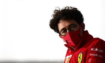FERRARI-CEO IS NOT CONSIDERING REPLACING BINOTTO