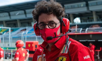 FLAVIO BRIATORE : FERRARI IS MISSING A COMMANDER