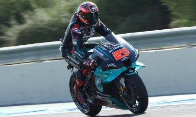 QUARTARARO DOMINATES THE ANDALUCIA MOTOGP