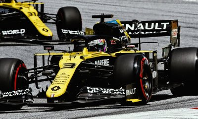 RICCIARDO COULD HAVE DONE BETTER THAN TENTH WITHOUT A YELLOW FLAG