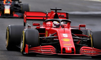 SEBASTIAN VETTEL : SO IT WAS NOT A SURPRISE TO FINISH FURTHER FIFTH