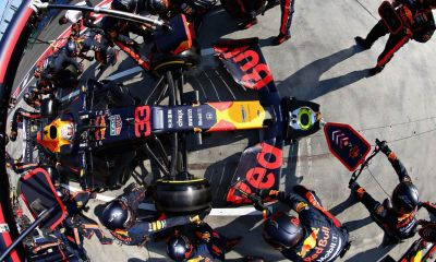 STYRIA PRACTICE 2 MAX VERSTAPPEN LEADS