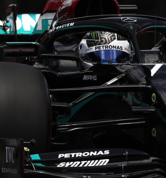 VALTTERI BOTTAS TAKES POLE FOR THE AUSTRIAN GP F1 2020