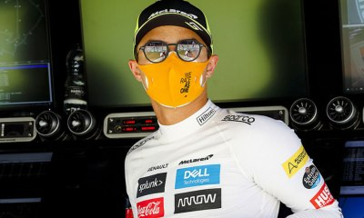 LANDO NORRIS BELIEVES THAT F1 IS IN A BAD POSITION WITH PIRELLI
