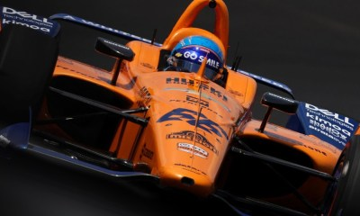 MCLAREN OPEN TO RUNNING ALONSO IN 2021 INDY 500