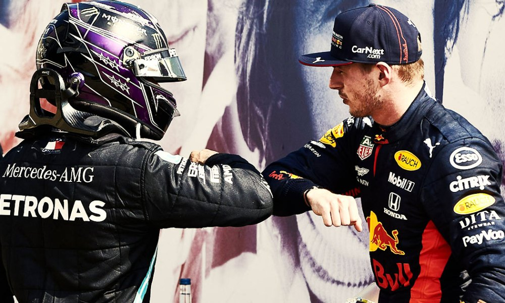 VERSTAPPEN POSSIBLY COMPETE WITH HAMILTON IN SPAIN