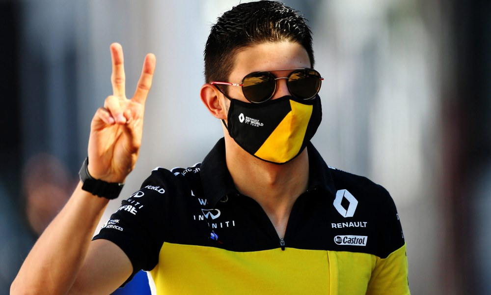 ESTEBAN OCON SEES IMPROVEMENT AFTER TUSCAN GRAND PRIX