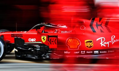 FERRARI JOINS FELLOW F1 TEAMS IN DROPPING RACING POINT APPEAL