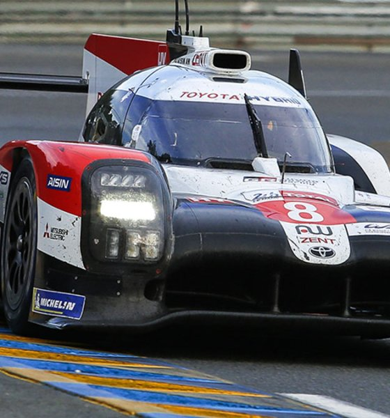 THE TOYOTA TS050 HYBRID HAS WON THE 88TH EDITION OF THE 24 HOURS OF LE MANS