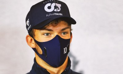 GASLY S REACTION TO HONDA S DEPARTURE AND THE DUEL WITH FERRARI