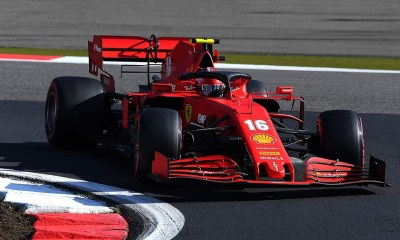 LECLERC AFTER STRONG PERFORMANCE IN QUALIFYING