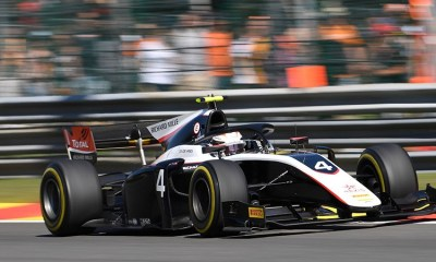 2021 FORMULA 2 AND FORMULA 3 TO HOLD 3 RACES PER WEEKEND