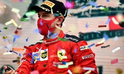 FORMER FERRARI DRIVER FELIPE MASSA SAYS SEBASTIAN S MOMENT IS OVER