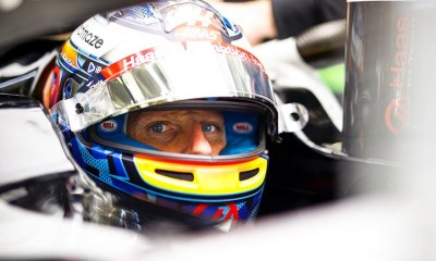 STEINER GROSJEAN COULD RETURN TO ACTION NEXT WEEKEND PROVIDING HE IS FIT