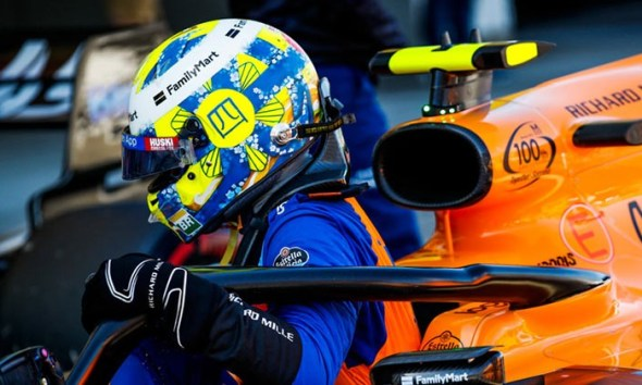 A BETTER PACKAGE FOR MCLAREN - NORRIS SAYS ABOUT MERCEDES ENGINE