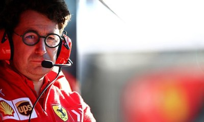 BINOTTO DOESN T REGRET THEIR FAILURE TO SIGN HAMILTON FOR 2021