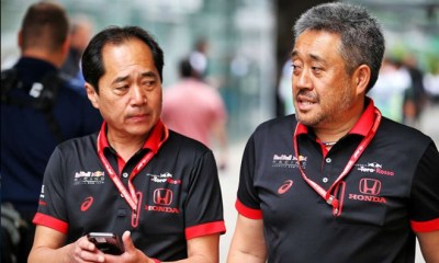 HONDA TARGETS 2021 WORLD TITLE WITH RED BULL